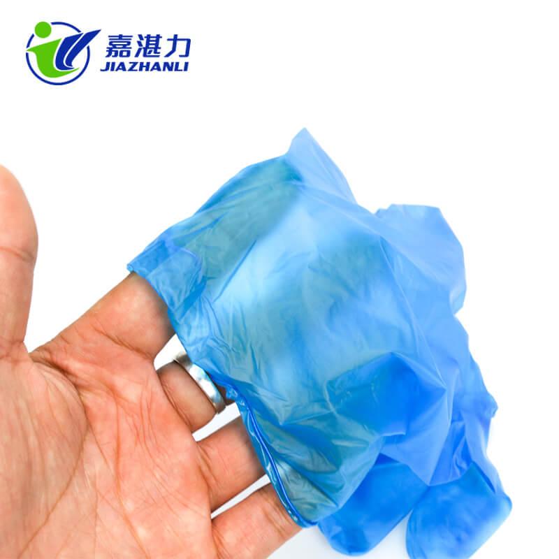 Disposable Vinyl PVC Gloves for Hospital – Practical Blue Color