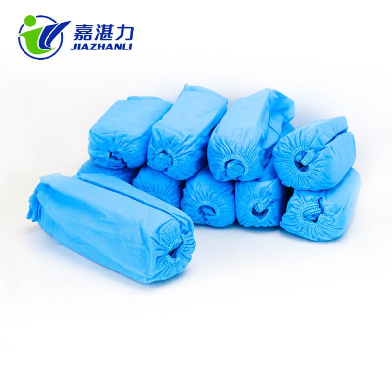 Disposable Non-woven Fabric Convenient Practical Shoe Cover for House