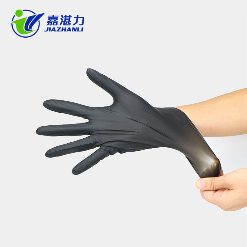 Difference between Latex, Nitrile, and Vinyl Gloves