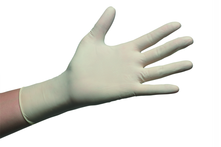 Two Popular Types of Powder-free Latex Gloves on the Market