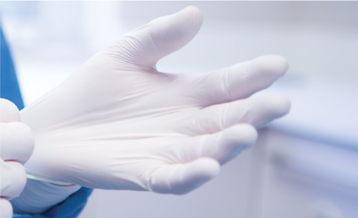 How to disinfect examination gloves properly? Best Guide