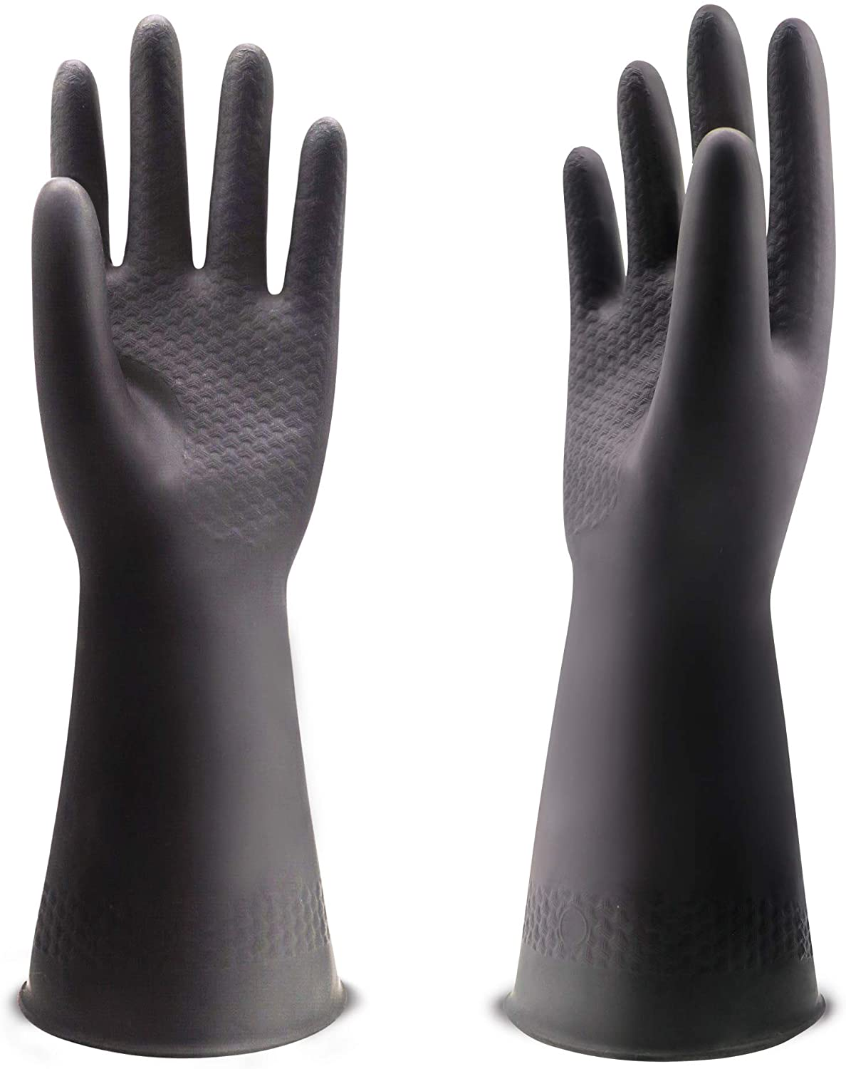 industrial chemical gloves 2021