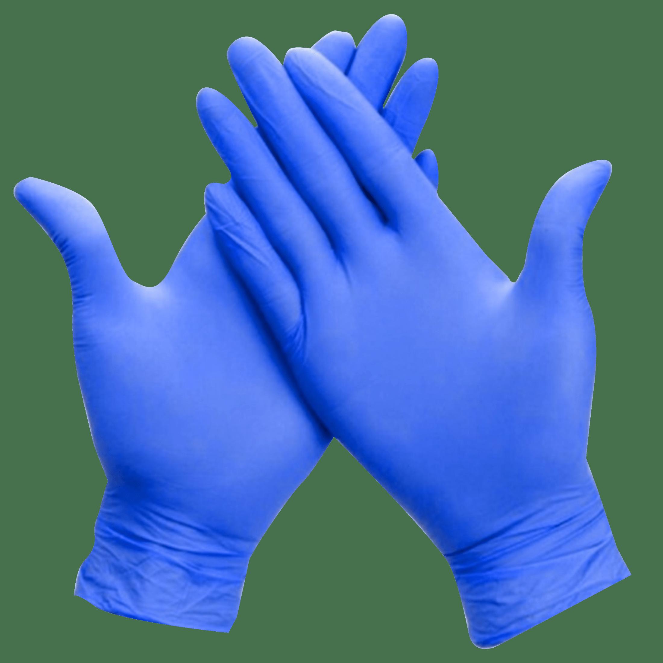 Powder-Free Nitrile Gloves 2021