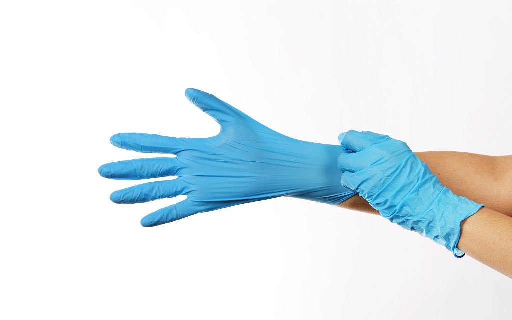 rubber gloves 2021
