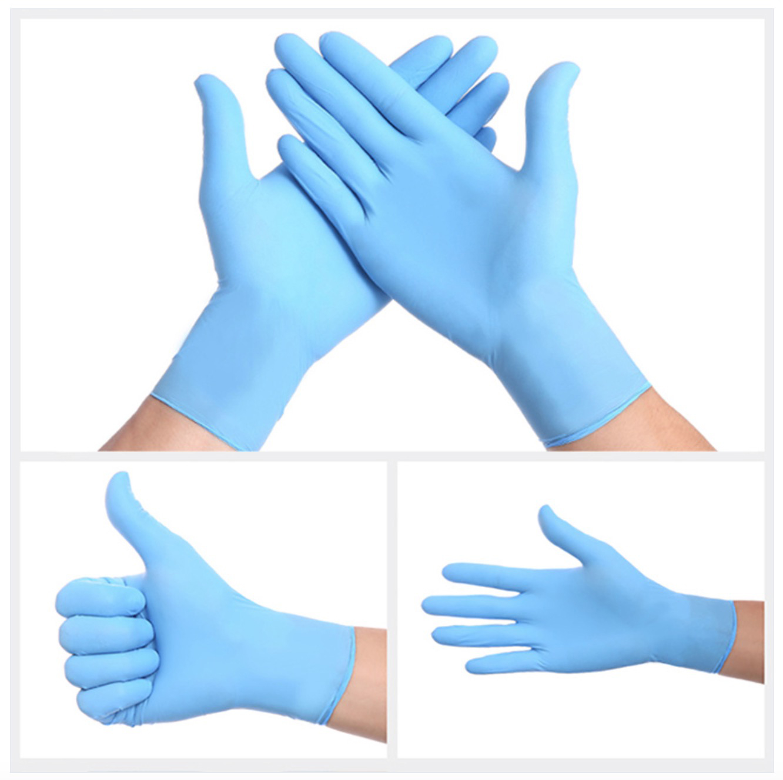 Medical Nitrile Gloves in 2021 china